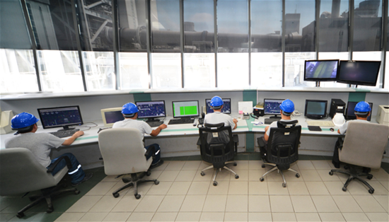 Industrial Control Room Blog