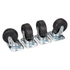 Casters, Cabinet Accessories