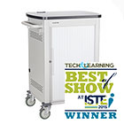 deluxe charging carts, charging solutions, storage solutions