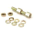 screw locks, connectors