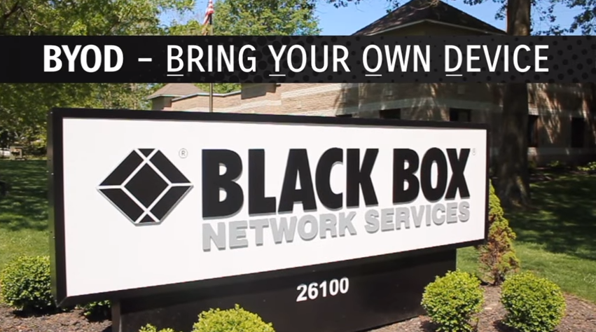 Black Box Bring Your Own Device Solutions
