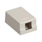 Gigastation plus, surface mount housing, surface mount boxes