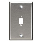 Wallplates, stainless wallplates