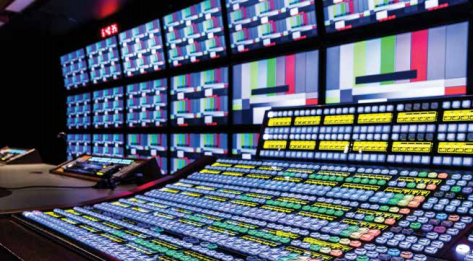 KVM Technology for Broadcast