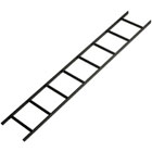 ladder rack, cable trays