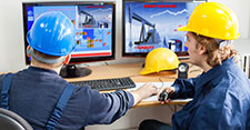 scada, data monitoring, oil and gas
