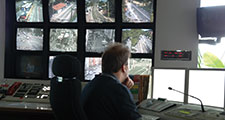 oil and gas, kvm control room, control room