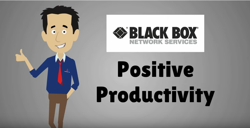 UCC Positive Productivity Video Thumbnail