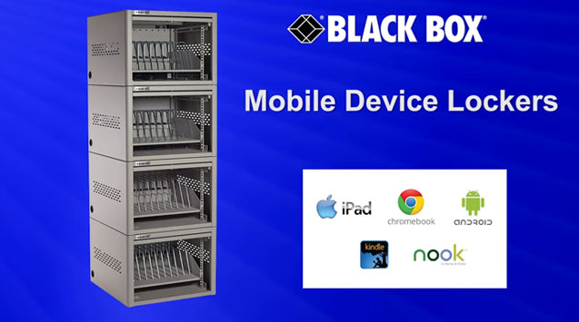 mobile-device-lockers