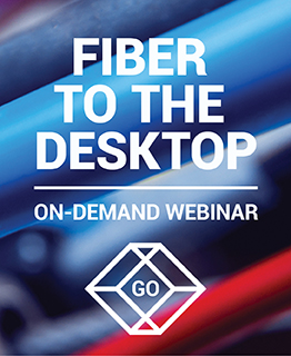 fiber to the desktop rail ad image